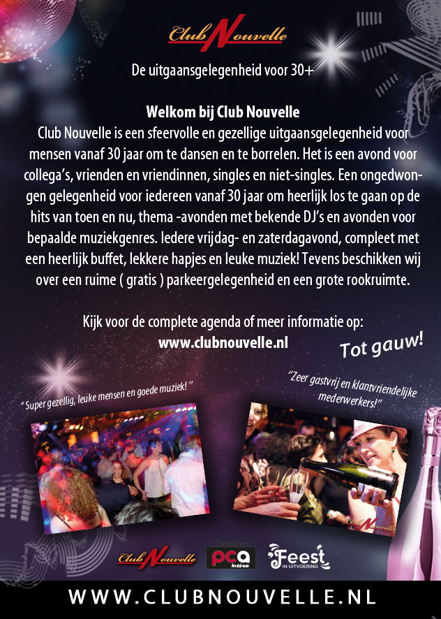 over club nouvelle